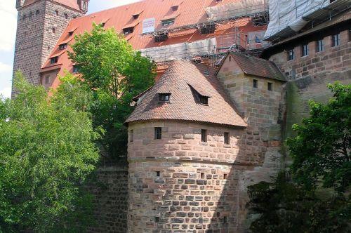 bamberg castle europe