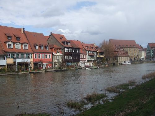 bamberg small venice town on the river