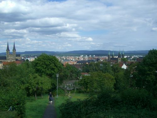 bamberg city viewpoint