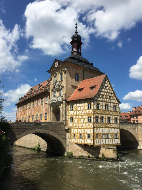 bamberg rathaus germany