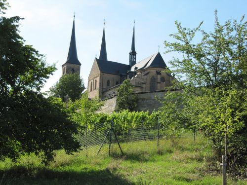 bamberg castle bavaria