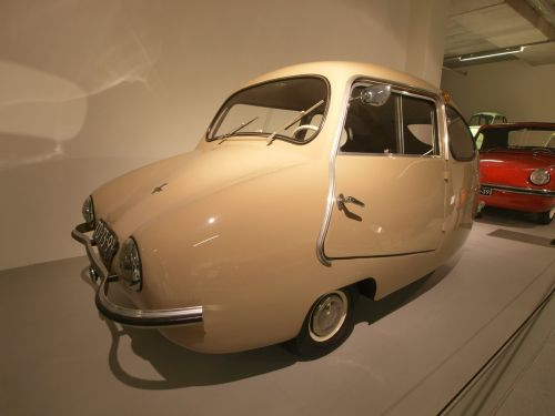 bambino 1955 car automobile