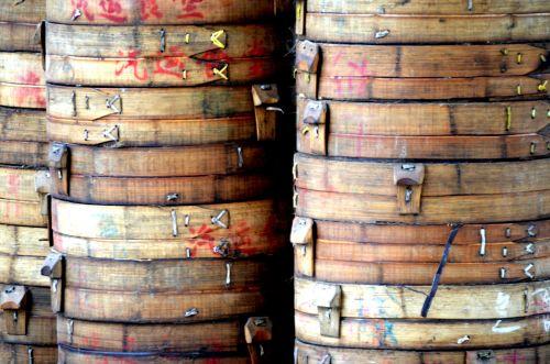 Bamboo Steamer Basket