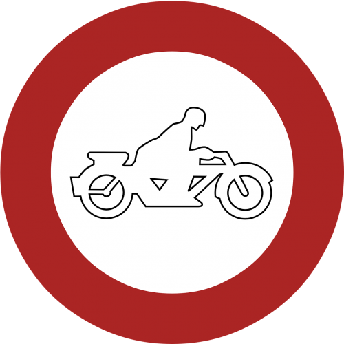 ban banned motorcycles