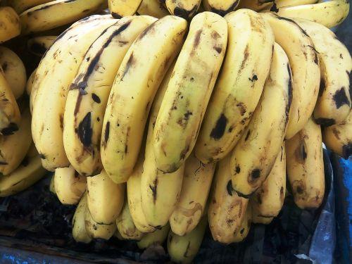 banana yellow sweet