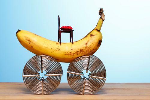 banana silly film reels