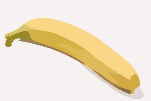 banana fruit sweet