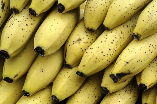 bananas desserts fruit