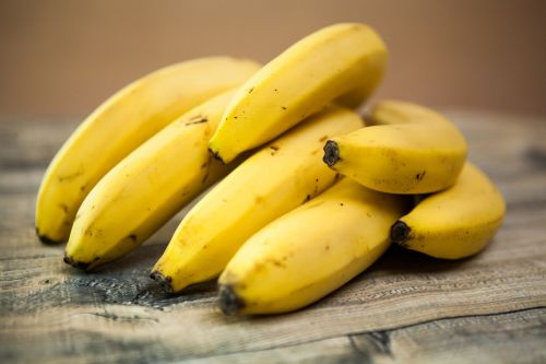 bananas food fruit