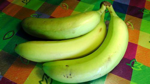 Bananas From The Market