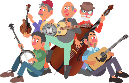 band  group  musician