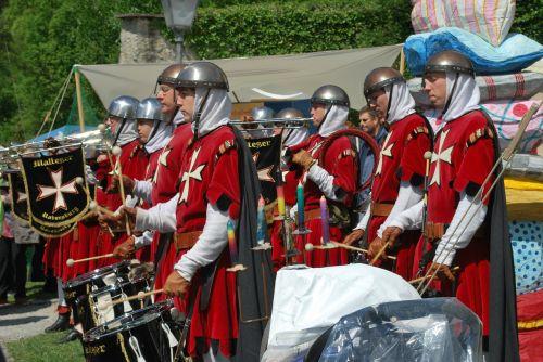 band knights crusades