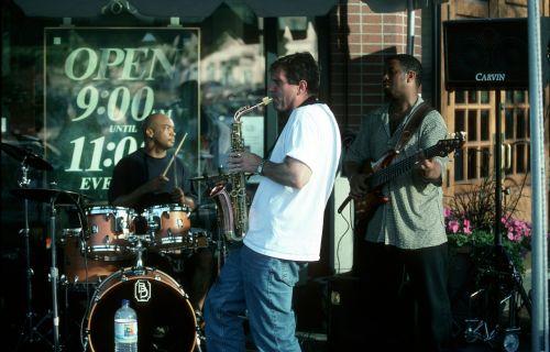 band music street