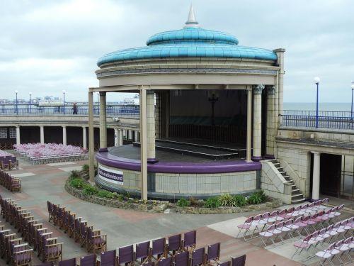 bandstand eastbourne sussex