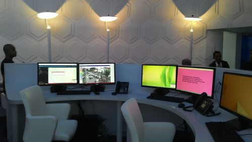 bandung command center tech