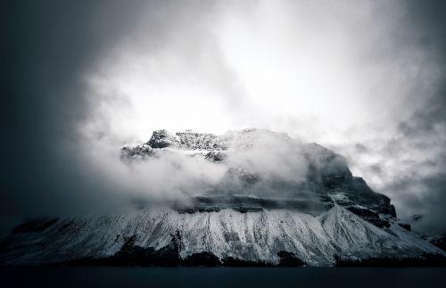 banff,Kanada,žiema,sniegas,ledas,vėjuota,miškas,medžiai,miškai,kraštovaizdis,Nacionalinis parkas,paskirties vietos,lauke,lauke,Šalis,dykuma,hdr