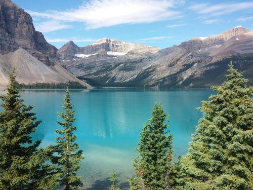 banff lake canada