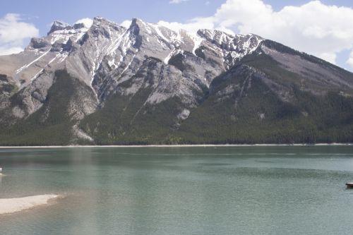 Banff Lake Minnewanka