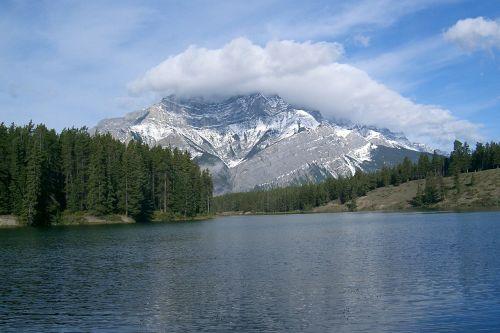 Banfo nacionalinis parkas,Kanada,gamta,Nacionalinis parkas,ežeras,banff,Alberta,kraštovaizdis,bankas,dangus,miškai,poilsis,kalnas