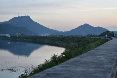 bang phra reservoir reservoir dam