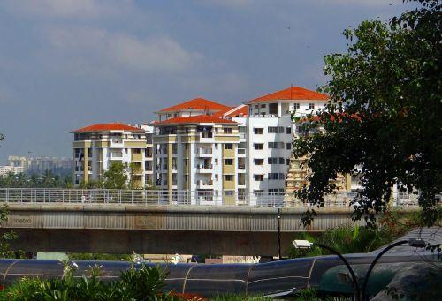 bangalore buildings city