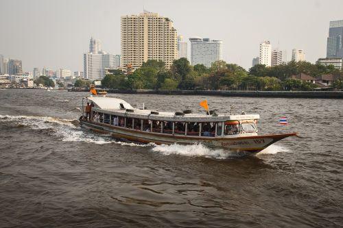 bangkok thailand river