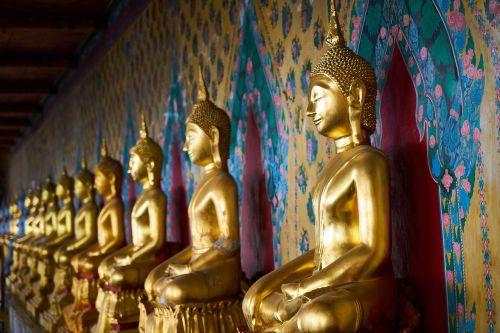 bangkok thailand buddha