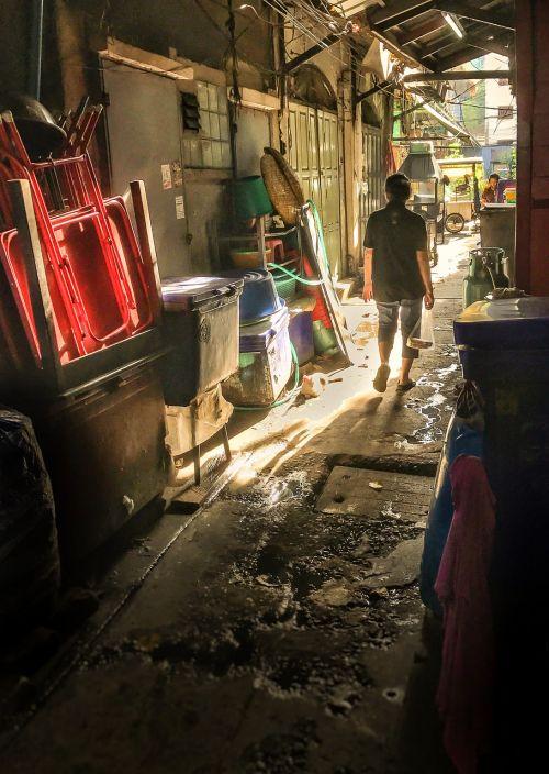 bangkok streets travel