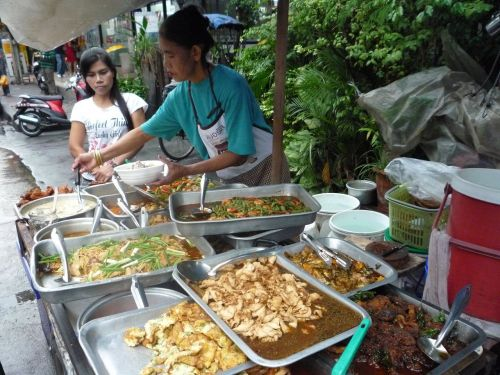 bangkok eat food