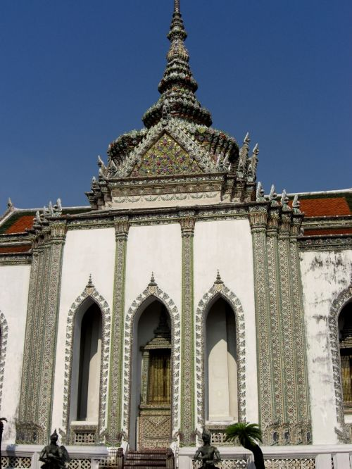 bangkok palais royal building
