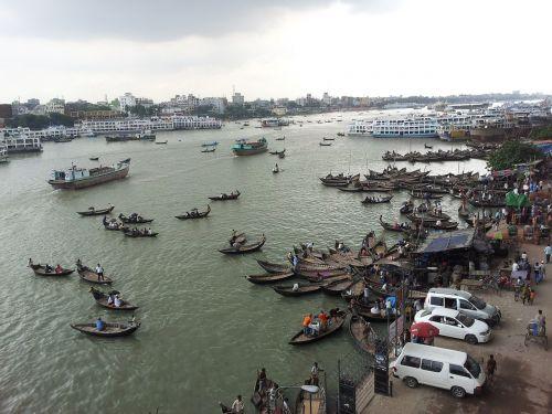 bangladesh dhaka buriganga river