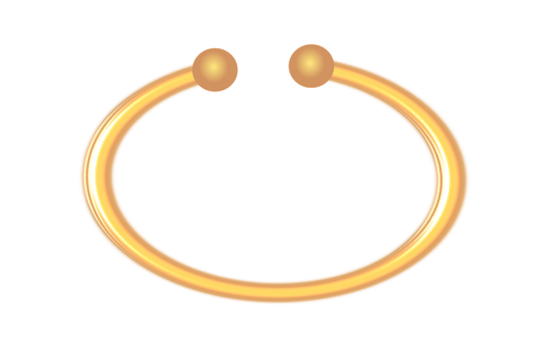 bangle gold ring