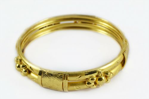 bangle gold jewellery