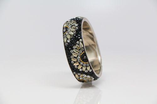 bangle handmade bangle crystal bangle