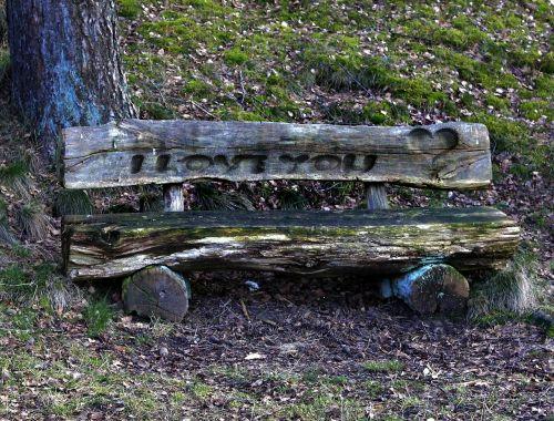 bank resting place inscription