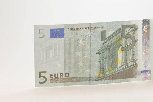 banknote euro bill