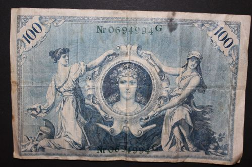 banknote dollar bill currency