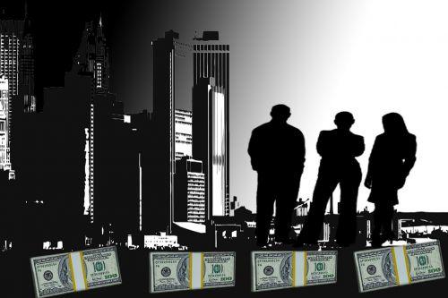 banks banker dollar