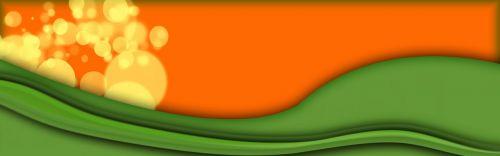 banner header background