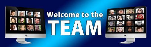 banner header team