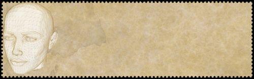 banner header stamp