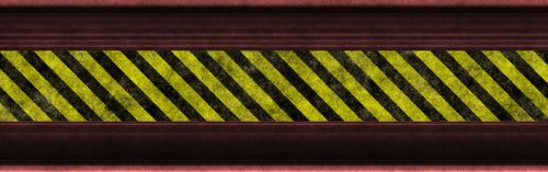 banner header hazard