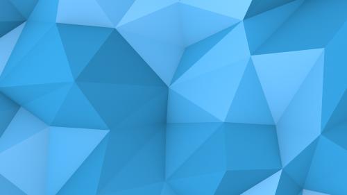 banner blue background