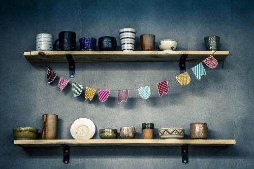 banner bowls ceramic