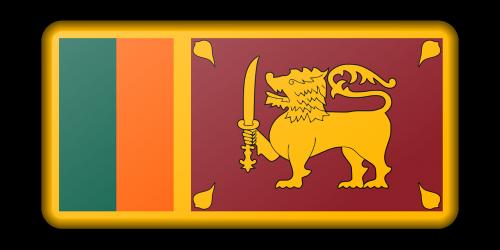 reklama,ceilonas,apdaila,vėliava,ženklas,signalas,Šri Lanka,simbolis,nemokama vektorinė grafika