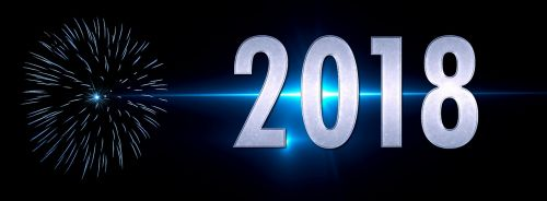 banner new year's eve 2018