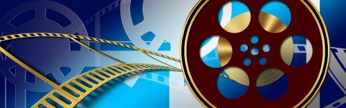 banner header film