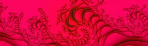 banner header fractals