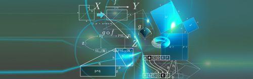 banner header mathematics