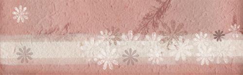 Banner Web Romantic Pink Paper
